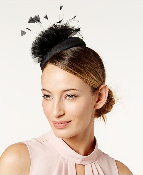 August Hats Embellished Fascinator - Handbags   Accessories - Macy s 05742186997