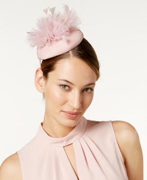 1950s Women's Hat Styles & History August Hats Embellished Fascinator $32.40 AT vintagedancer.com