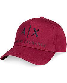 Armani Exchange Men's Baseball Hat