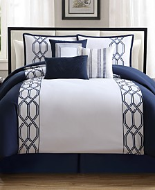 Reynard 7-Pc. Comforter Sets