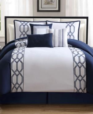 Reynard 7-Pc. Queen Comforter...