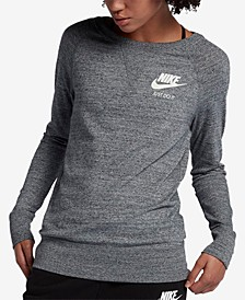 Sportswear Gym Vintage Crew Sweatshirt