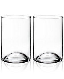 Waterford Elegance Double Old-Fashioned Glasses, Set Of 2