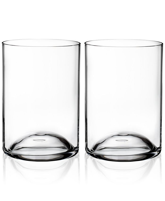 Waterford - 2-Pc.  Double Old-Fashioned Glasses Set