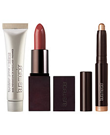 Receive a Complimentary 3pc Gift with any $100 Laura Mercier Purchase