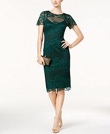 Donna Ricco Lace Dress