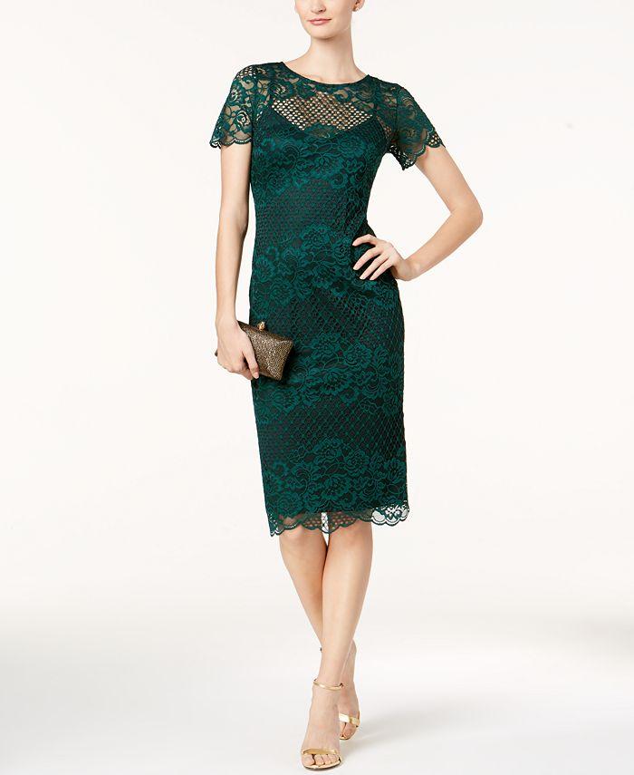 Donna Ricco - Lace Dress