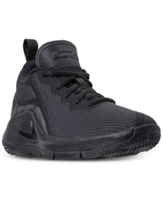 Nike Big Boys\u0027 LeBron Witness II Basketball Sneakers from Finish Line