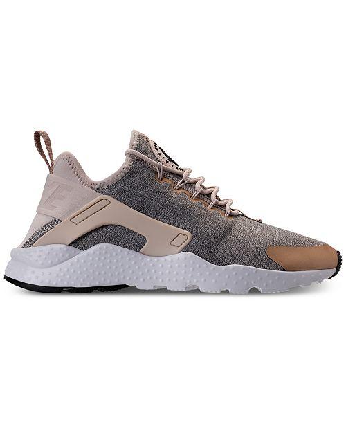 ab708b5feb9 ... Nike Women s Air Huarache Run Ultra SE Running Sneakers from Finish Line  ...