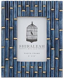 Shiraleah Boheme Links 4'' x 6'' Picture Frame