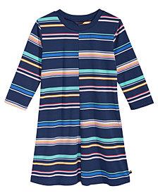 Tommy Hilfiger Striped Shift Dress, Big Girls