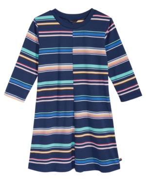 Tommy Hilfiger Striped Shift Dress Big Girls (716)