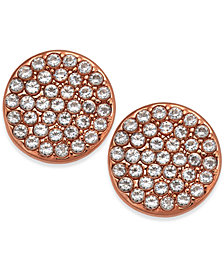 kate spade new york Pavé Stud Earrings