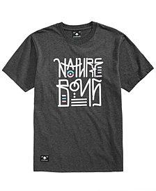 LRG Men's Nature Boys Graphic T-Shirt