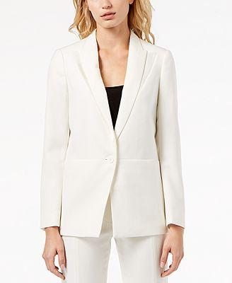 Armani Exchange Tuxedo Jacket Jackets Women Macy S