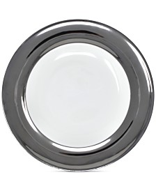 Darbie Angell Monaco Platinum Salad Plate