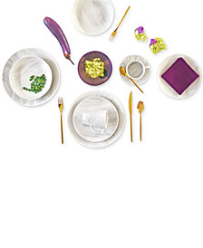 Darbie Angell Carrara Dinnerware Collection