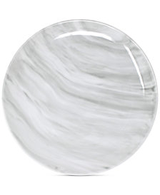 Darbie Angell  Carrara Dinner Plate