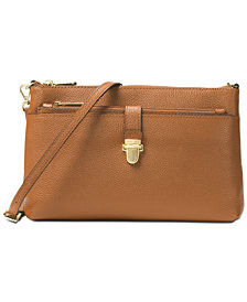 MICHAEL Michael Kors Mercer Large Snap Pocket Crossbody