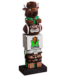 Evergreen Enterprises Marshall Thundering Herd Tiki Totem