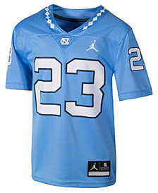 Nike North Carolina Tar Heels Replica Football Game Jersey, Big Boys (8-20)