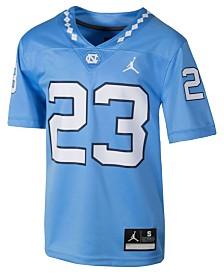 Nike North Carolina Tar Heels Replica Football Game Jersey, Big Boys (8-20)