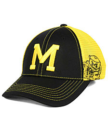 Top of the World Michigan Wolverines Peakout Stretch Cap
