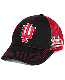 Top of the World Indiana Hoosiers Peakout Stretch Cap
