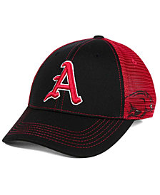 Top of the World Arkansas Razorbacks Peakout Stretch Cap