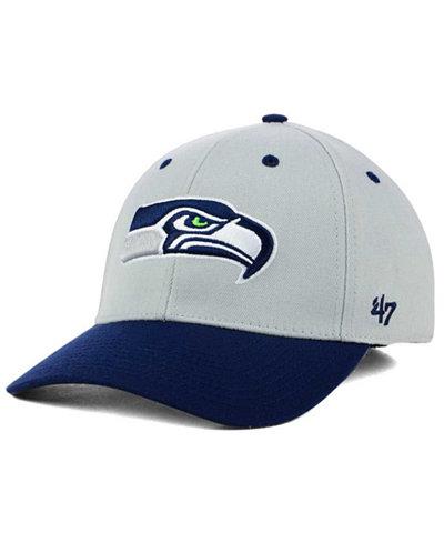 '47 Brand Seattle Seahawks Kickoff 2-Tone Contender Cap