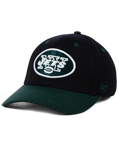 '47 Brand New York Jets Kickoff 2-Tone Contender Cap