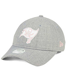 New Era Women's Tampa Bay Buccaneers Custom Pink Pop 9TWENTY Cap