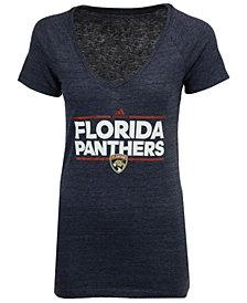 adidas Women's Florida Panthers Dassler T-Shirt