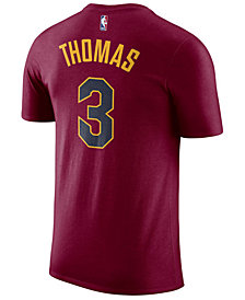 Nike Men's Isaiah Thomas Cleveland Cavaliers Name & Number T-Shirt