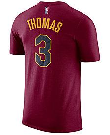 Nike Men's Isaiah Thomas Cleveland Cavaliers Name & Number T-Shirt