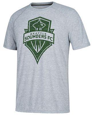 adidas Men's Seattle Sounders FC Fabrication T-Shirt
