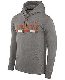 Nike Men's Texas Longhorns Therma-Fit Sideline Hoodie