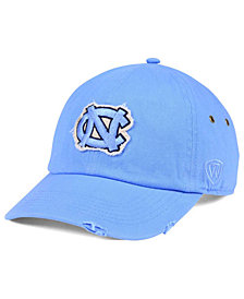 Top of the World North Carolina Tar Heels Rugged Relaxed Cap