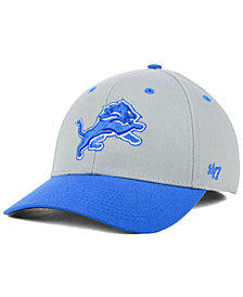 '47 Brand Detroit Lions Kickoff 2-Tone Contender Cap