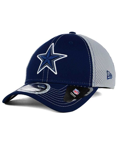 6603adcf7e55cd New Era. Dallas Cowboys Pop Flect 39THIRTY Cap. Be the first to Write a  Review. main image ...