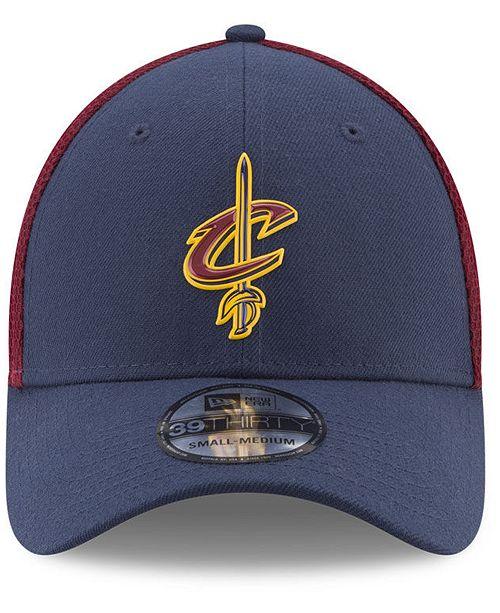 1ab3a52371f3b New Era Cleveland Cavaliers On Court 39THIRTY Cap - Sports Fan Shop ...