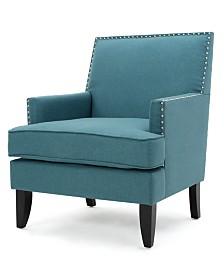 Arlyn Club Chair, Quick Ship