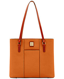 Dooney & Bourke Pebble Lexington Tote