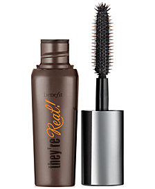 Benefit Cosmetics they're real! mini mascara