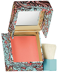 Benefit Cosmetics Box O' Powder GALifornia Mini Sunny Golden Pink Blush