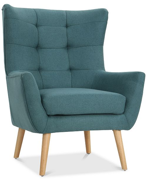Noble House Neilan Club Chair, Quick Ship