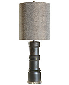 Harp & Finial Sullivan Table Lamp