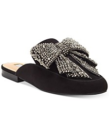 I.N.C. Women's Gannie Mules, Created for Macy's