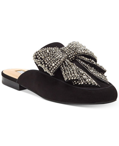INC International Concepts Women's Gannie Mules, Created for Macy's