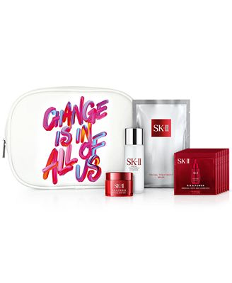 Choose your Complimentary 11-Pc. gift with any $1000 SK-II purchase